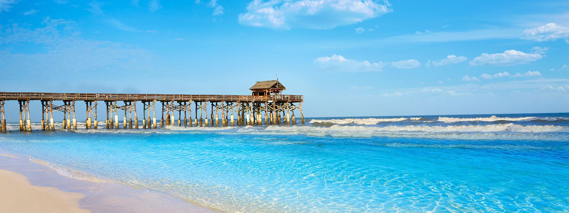 Cocoa Beach Pier >> Cocoa Beach Pier